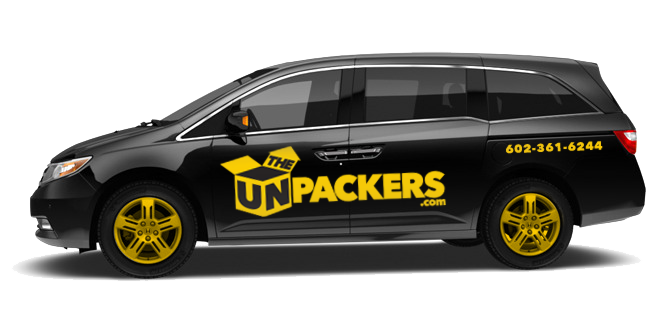 The UNpackers Van